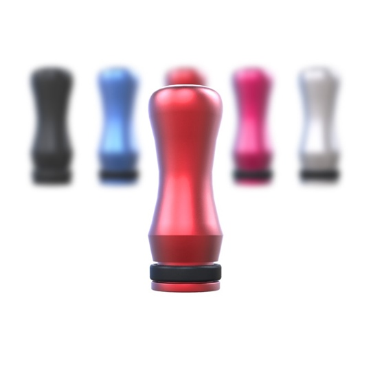 Εικόνα της Mouthpiece Aluminum Red