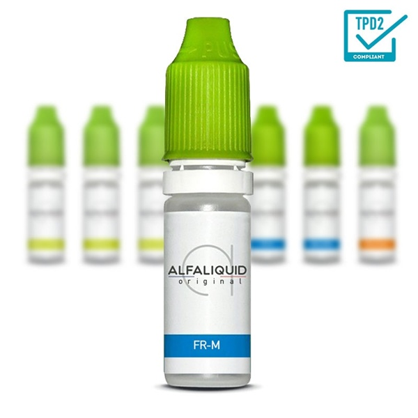 Εικόνα της E-LIQUID 10ml AlfaLiquid FR-M