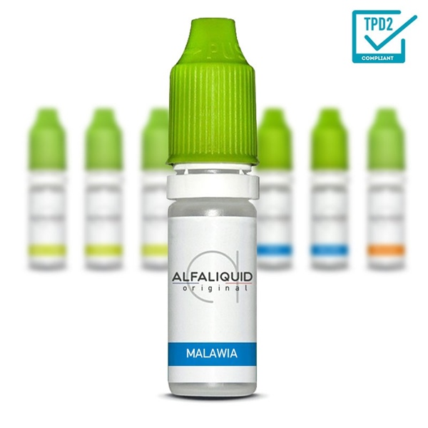 Εικόνα της E-LIQUID 10ml AlfaLiquid Malawia