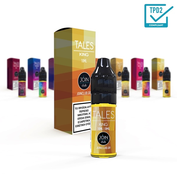 Εικόνα της  E-LIQUID 10ml Tales King