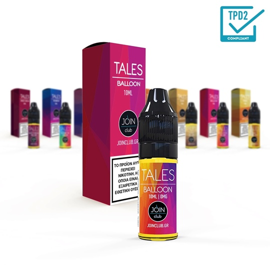 Εικόνα της E-LIQUID 10ml Tales Balloon