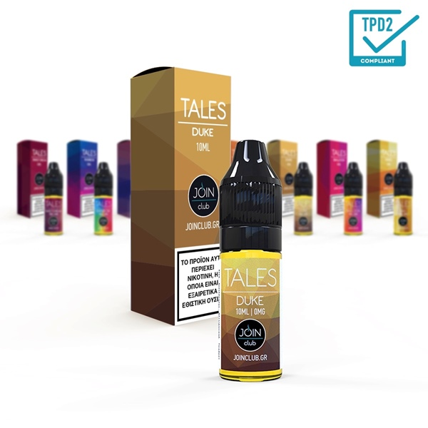 Εικόνα της E-LIQUID 10ml Tales Duke