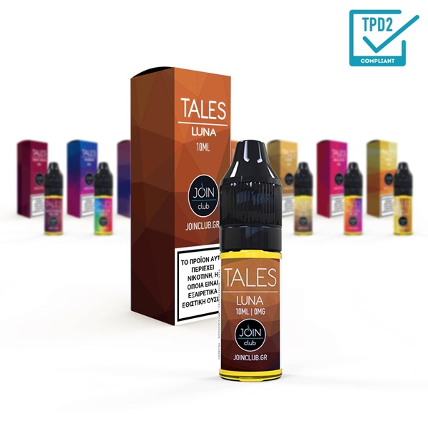 Εικόνα της E-LIQUID 10ml Tales Luna