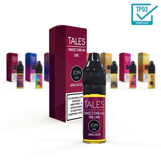 Εικόνα της E-LIQUID 10ml Tales Sweet Dream