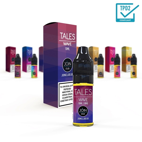 Εικόνα της E-LIQUID 10ml Tales Wave