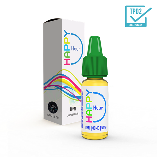 Εικόνα της E-LIQUID 10ml Happy Hour