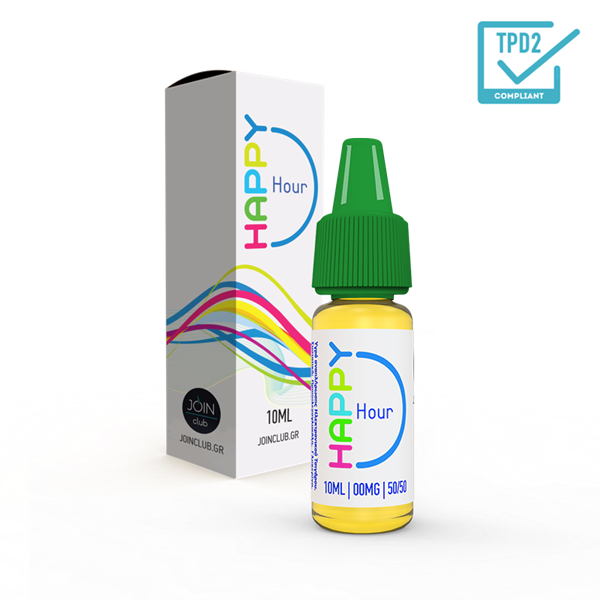 Picture of E-LIQUID 10ml Happy Hour