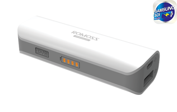 Picture of Powerbank Romoss Sailing 1 - 2600mAh