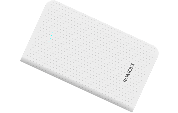 Picture of Powerbank Romoss Sense Mini White - 5000mAh