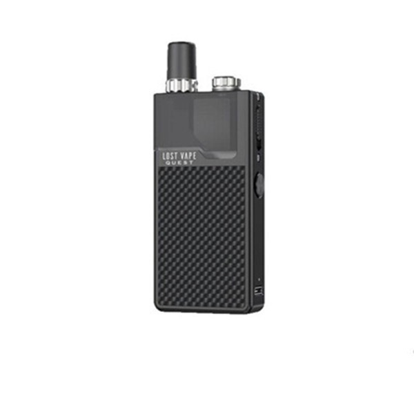 Picture of Lost Vape Orion Q Kit 950mAh Black Black Weave