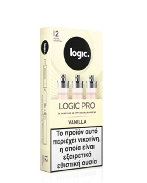Picture of Vanilla-3x Κάψουλες Logic Pro