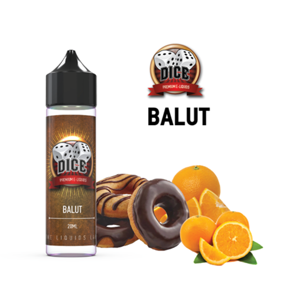 Picture of Dice Balut Flavor Shot 60ml