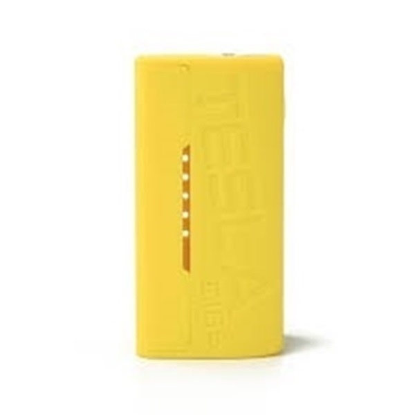 Picture of Tesla WYE 85W TC Box MOD Yellow