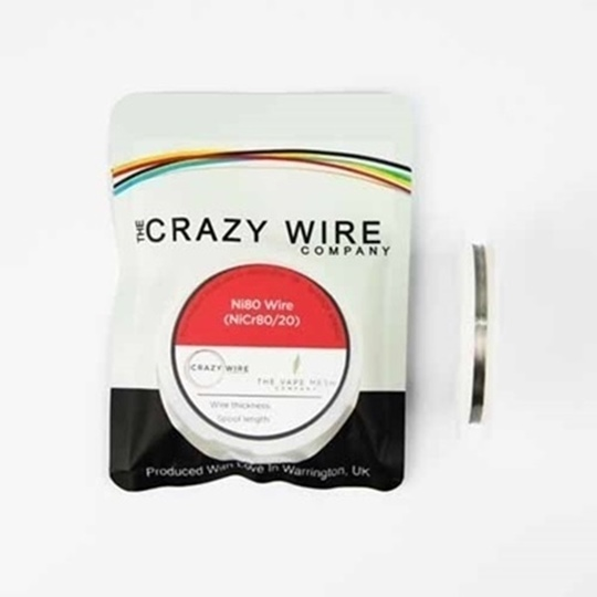 Picture of Crazy Wire Ni80 0.4mm 10m