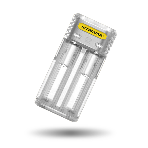 Picture of Φορτιστής Nitecore Q2 Clear