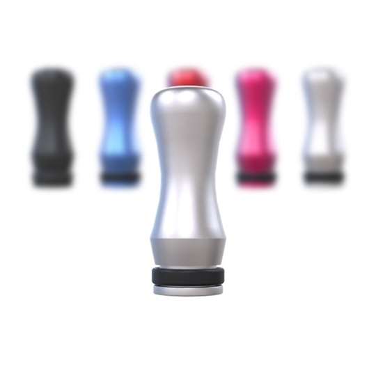 Picture of Mouthpiece Aluminum Silver