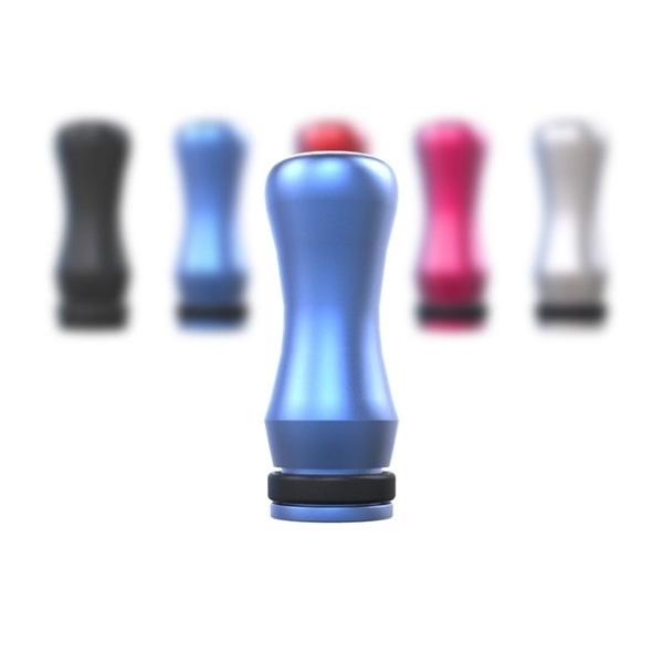 Picture of Mouthpiece Aluminum Blue