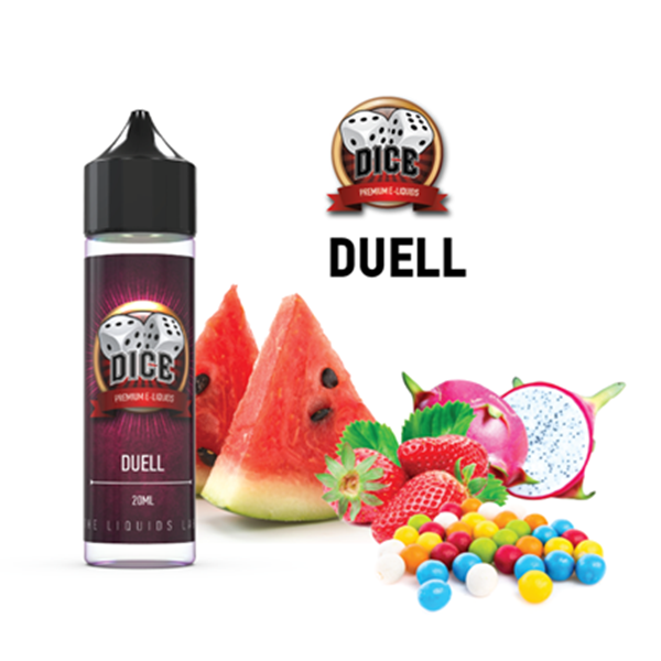 Picture of Dice Duell Flavor Shot 60ml