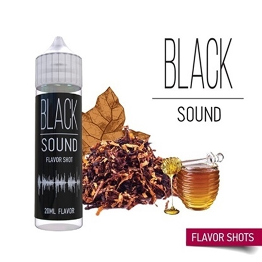 Picture of Black Sound Flavor Shots 60ml