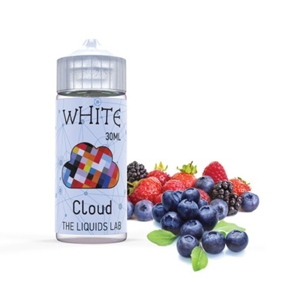 Picture of White Cloud 120ml (Flavor Shots)