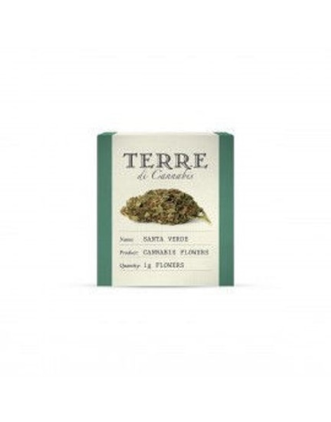 Picture of Terre Santa Verde Hemp Flower 1gr
