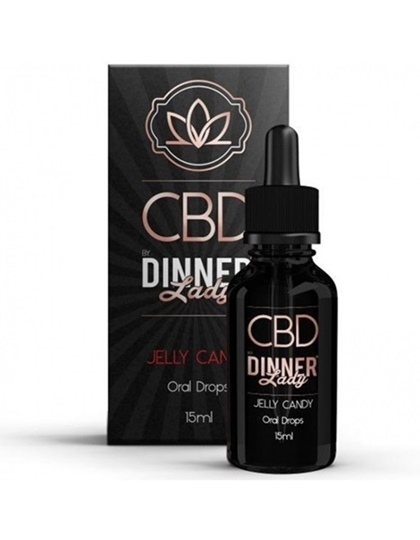 Picture of Dinner Lady Oral Drops Jelly Candy 15ml 500mg