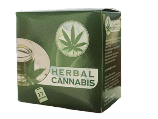 Picture of HERBAL CANNABIS SATIVA L Fedora 20gr