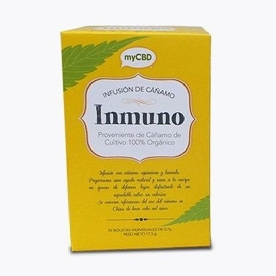Picture of CBD Inmuno Infusion