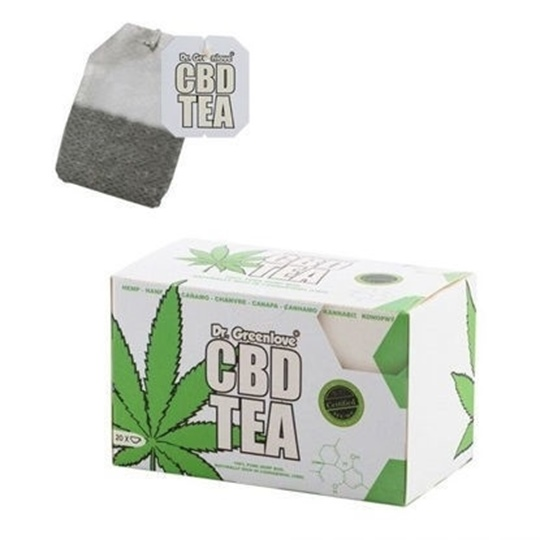 Picture of CBD Τσάι Dr Greenlove