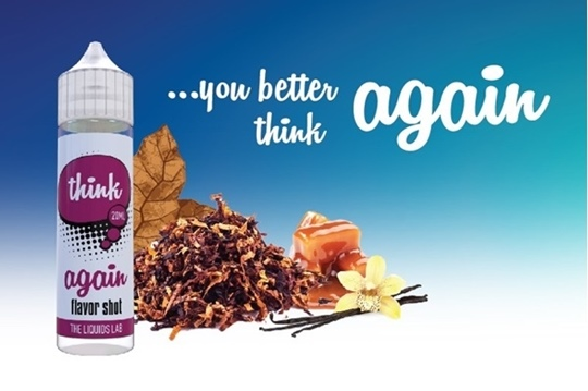 Picture of Think Again 60ml
