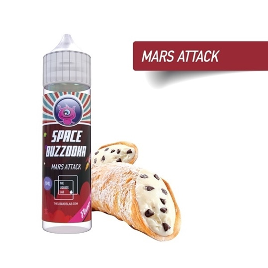 Picture of Space Buzzooka Mars Attack 60ml