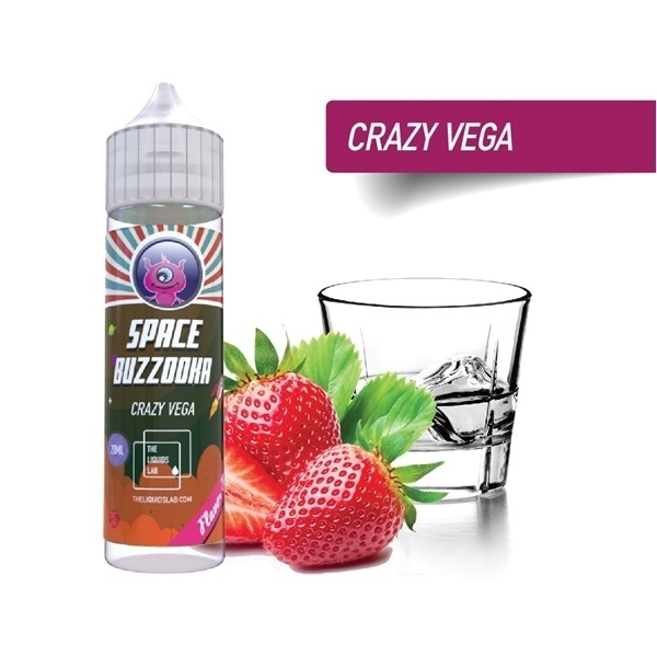 Picture of Space Buzzooka Crazy Vega 60ml