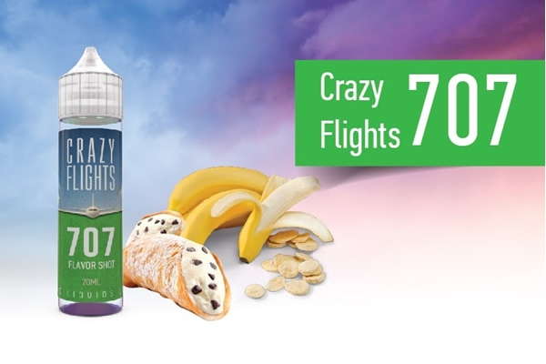 Picture of Crazy Flights 707 60ml