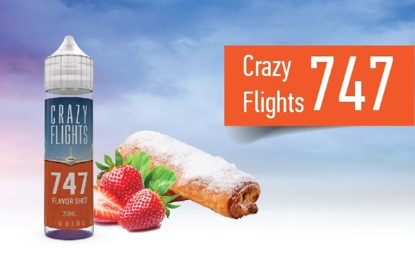 Picture of Crazy Flights 747 60ml