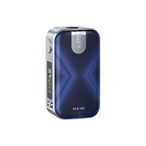 Picture of Aspire NX40 Mod 2200mAh Navy Blue