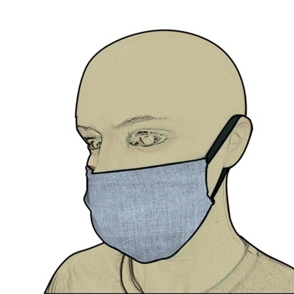 Picture of Protective Fabric Face Mask