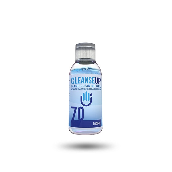 Picture of BLEUCLEAN Hand Cleaning Gel 100ml