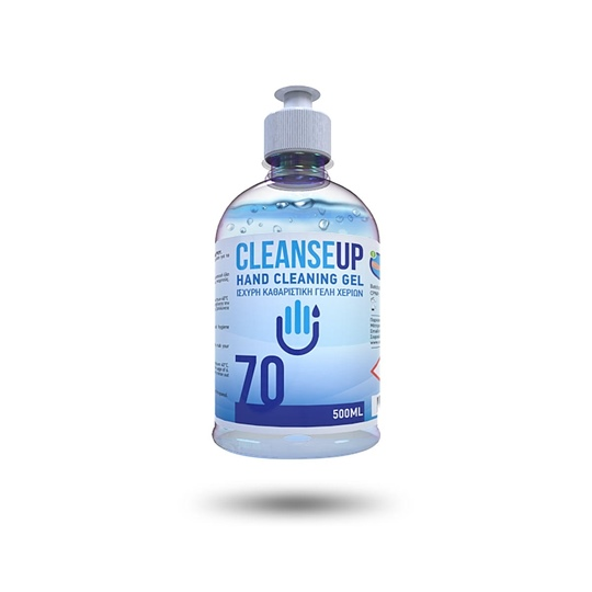 Picture of BLEUCLEAN Hand Cleaning Gel 500ml