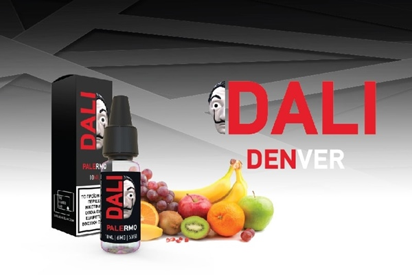 Picture of E-LIQUID 10ml Dali Denver
