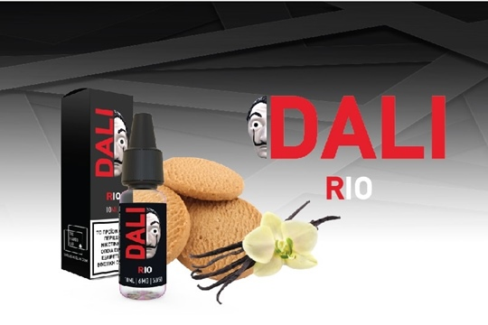 Picture of E-LIQUID 10ml Dali Rio