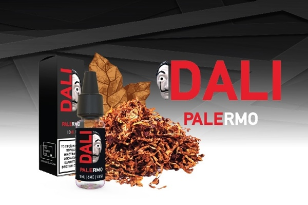 Picture of E-LIQUID 10ml Dali Palermo