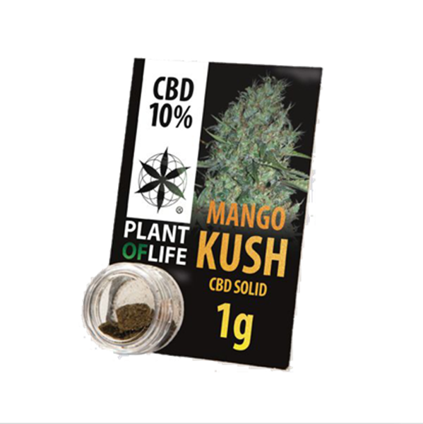 Picture of Plant of Life Solid Mango Kush 1gr 10% CBD