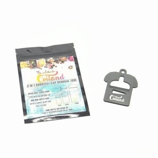 Picture of Coiland 3 in 1 Shortfill Cap Removal Tool