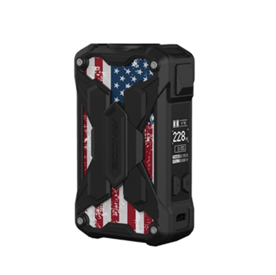 Picture of Rincoe Mechman Lite 228W Mod American Flag