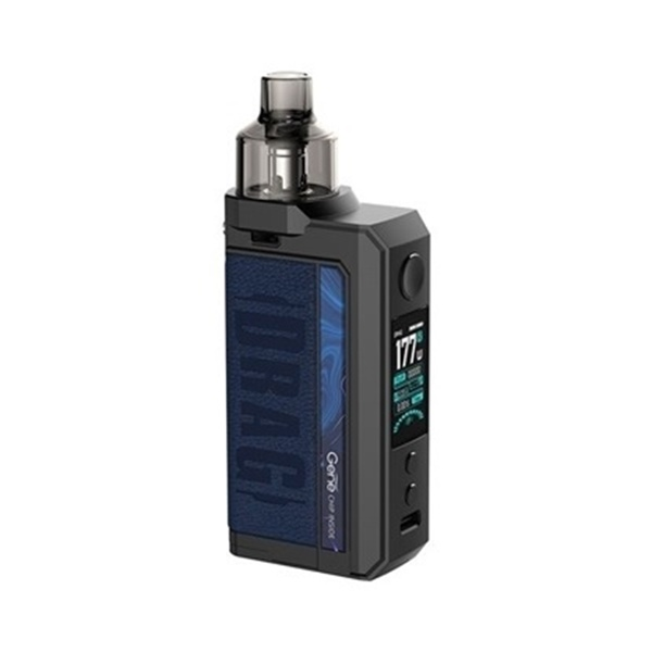 Picture of VooPoo Drag Max 177W 4.5ml Galaxy Blue
