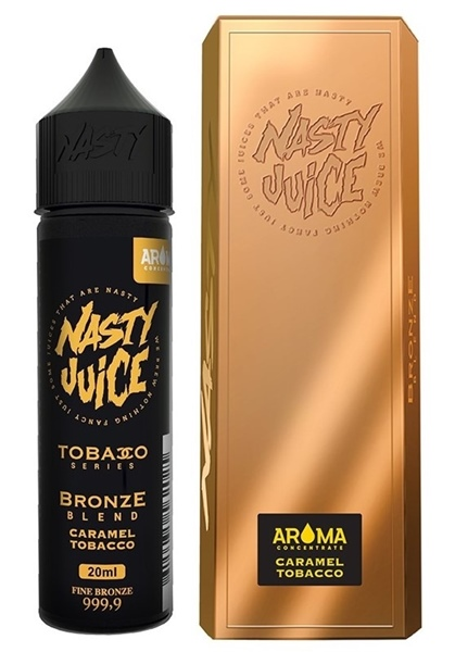 Picture of Nasty Juice Tobacco Series Bronze Blend Flavor Shots 60ml