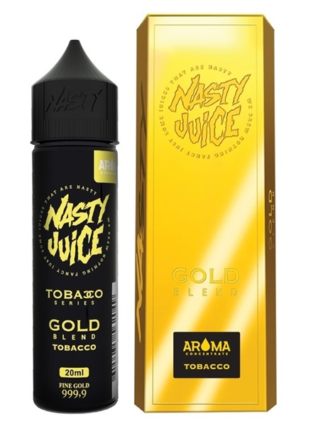 Picture of Nasty Juice Tobacco Series Gold Blend Flavor Shots 60ml