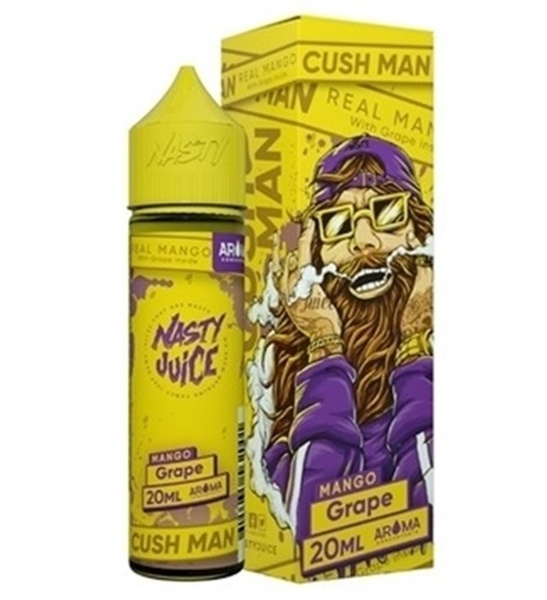 Picture of Nasty Juice CushMan Series Mango Grape Flavor Shots 60ml