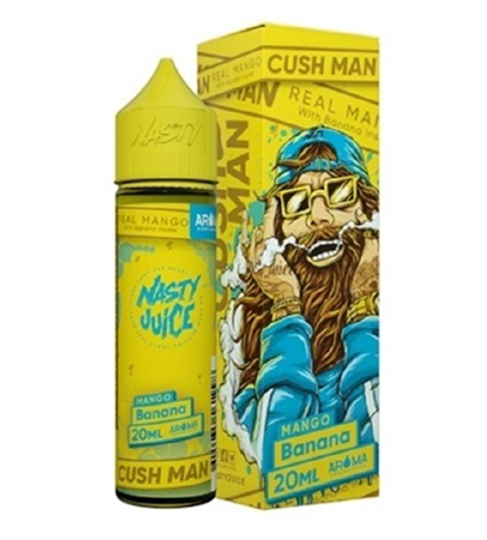 Picture of Nasty Juice CushMan Series Mango Banana Flavor Shots 60ml