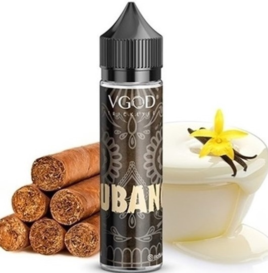 Picture of VGOD Cubano Flavor Shot 60ml